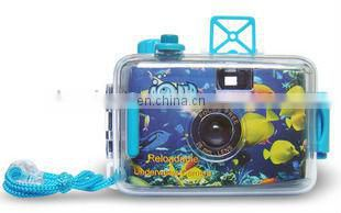 Reusable Underwater Waterproof Film 35mm LOMO Camera, Cheap Camera