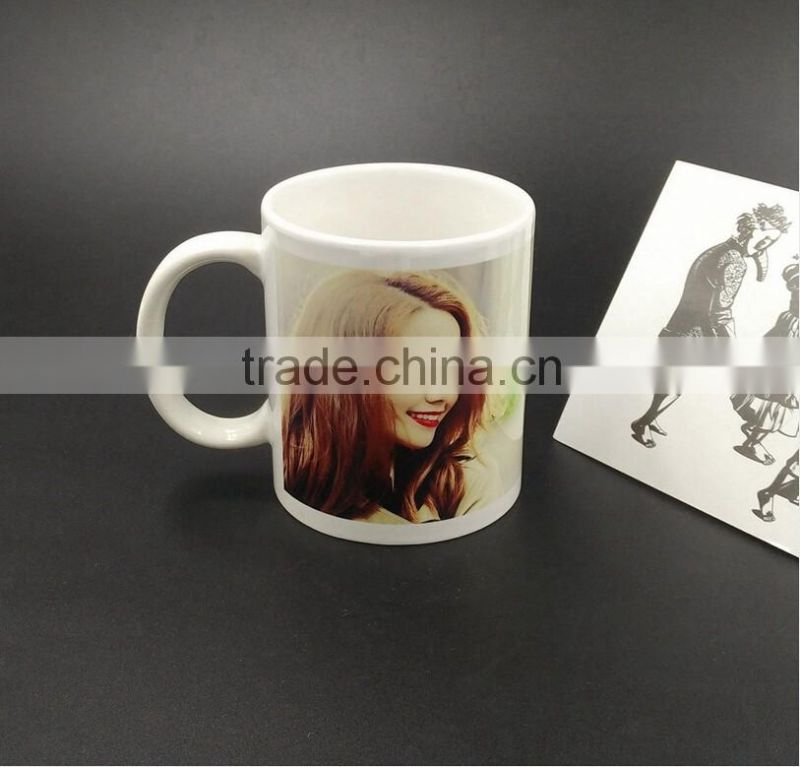 ceramic sublimation mug for heat transfer printing press photos coffee factory direct new best selling products china supplier