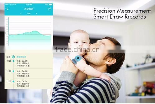 Baby Thermometer, Factory Price, CE Qualified, Customized Styles, Suitable for Promotion
