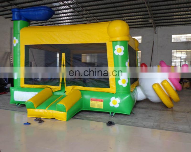 classic hot sale commercial inflatable bouncy castle
