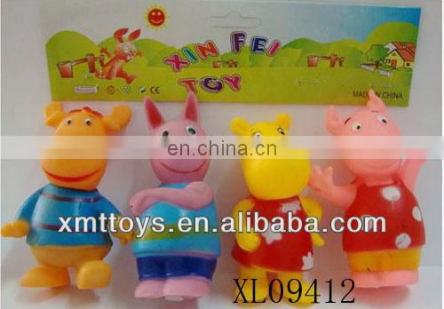 soft plastic animal toy