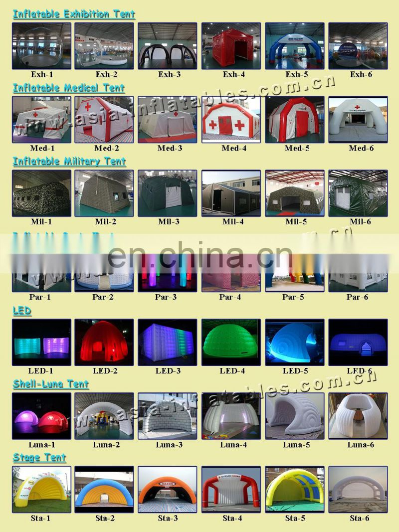 Inflatable Tunnel Tent, Inflatable Temporary Garage For Family, truck tent