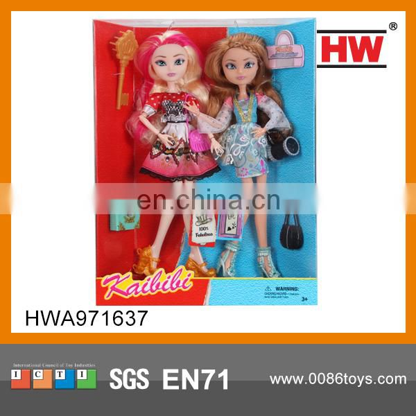 "New 9"" Fashion Girl Playset Beauty Princess Toys Birthday Gift For Girls"