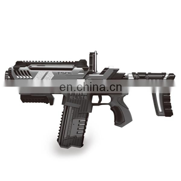 Battle children water bullet multiplayer AR 3d game electric toy gun for good sale