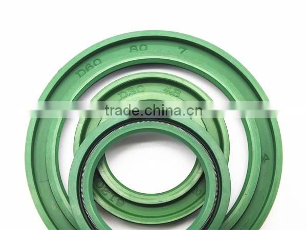 TC type differential sizes viton rubber covered water