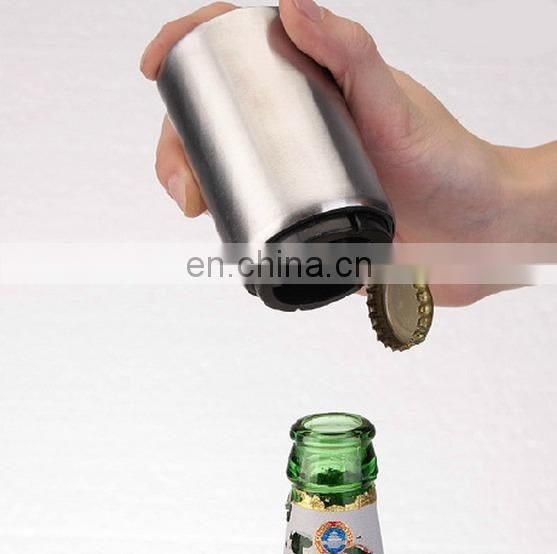 Push Up Bottle Opener