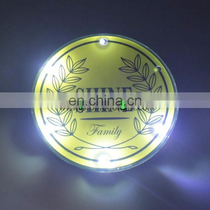 LED badge