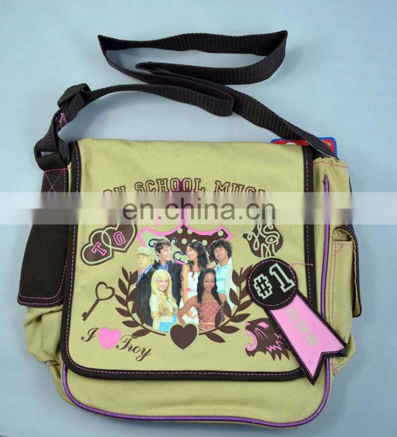 Canvas Messenger Bags Wholesale