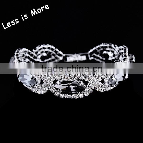 Elegant fashion jewelry bracelet factory china supplier women accessories