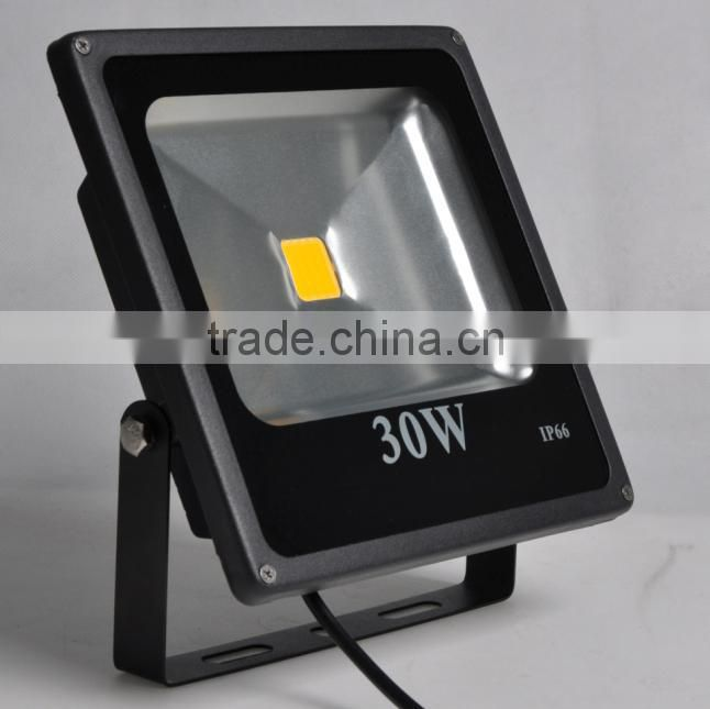 30 watt high lumen led outdoor flood light