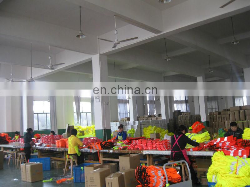 Hi-vis PVC Reflective Material With Different Color