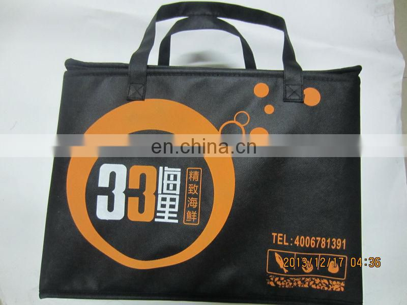 fashion beach insulated thermal large gym cooler bag