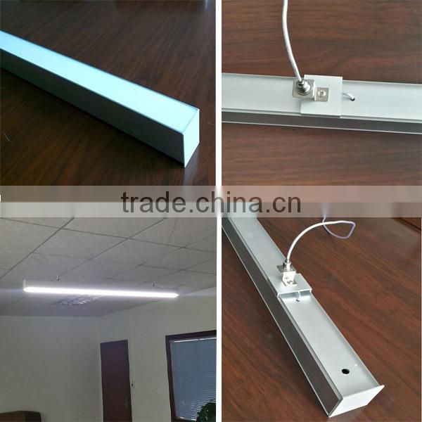 Suspending 25 watt led linear lamp