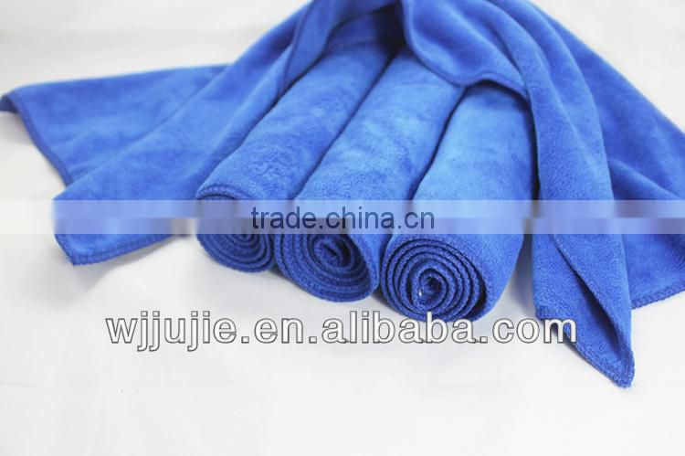 mic sports towel with pocket