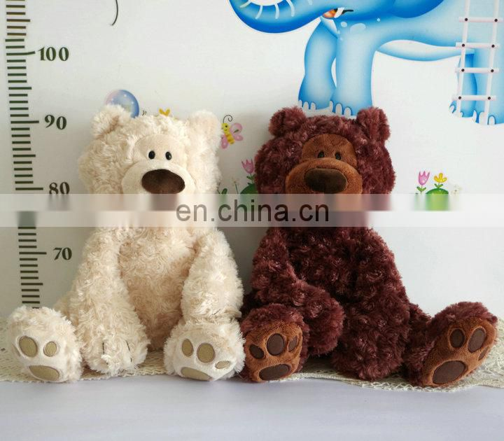 Genuine Child Plush Toy Doll Birthday Gift Teddy Bear Size couple pair