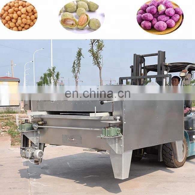 roaster for seeds hazelnuts coated nuts commercial peanut roasting oven Image