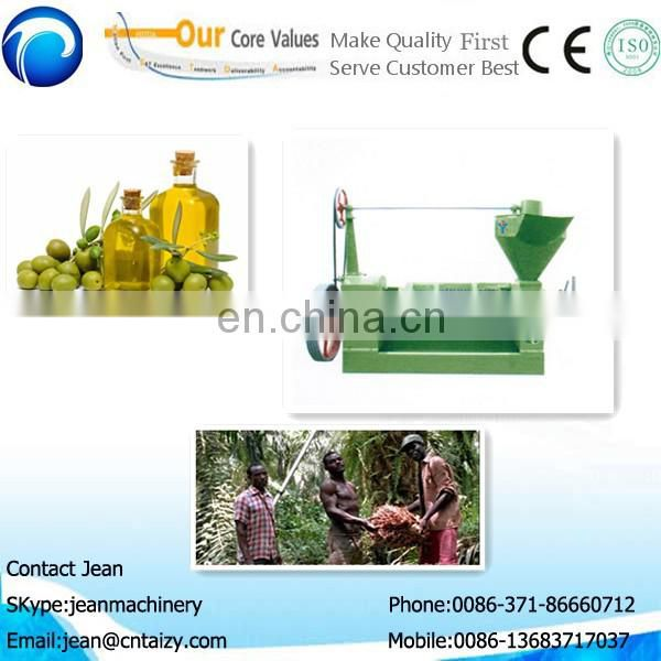 Seed oil press processing machine / plam oil press machine / automatic grade oil press machine
