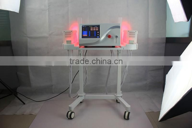 TUV medical CE certification approved non invasive lipo laser machine
