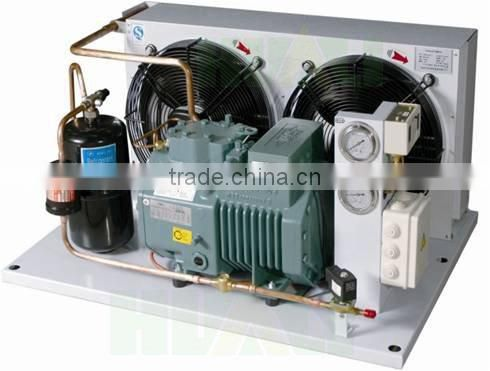 Refrigeration bitzer cold room condensing unit