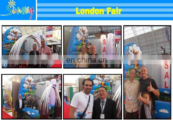 2016 Sunway New Product Inflatable Advertising Clown/Factory Inflatable Air Dancer Balloons