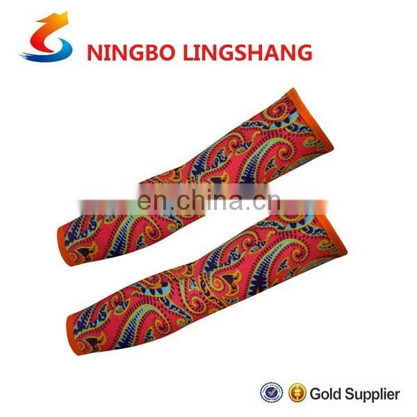 Digital printing sleevelet OEM Sports sleevelet hot sell sleevele
