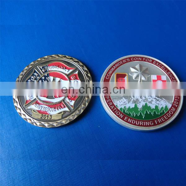 custom plated ancient coin of china