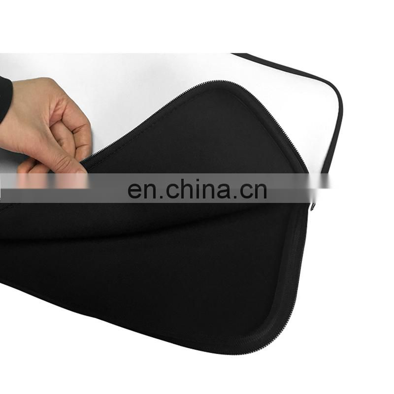 Printing Custom Hot Sale DIY Sublimation Neoprene Laptop Bag