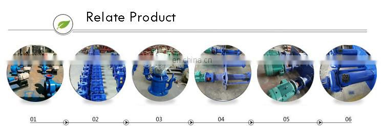 Centrifugal High Pressure Multi Stages Horizontal Vertical Boiler Fuel Pump