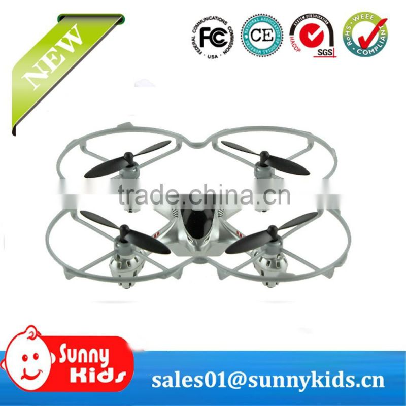 2.4G 4ch rc quadcopter helicopter intruder ufo drone with high quality