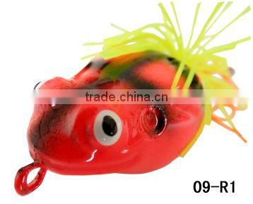 ilure fishing frog Topwater Baits artificial fishing bait frog