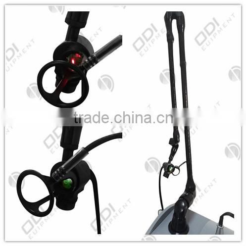 (CE approved)Professional fractional co2 laser tube price/fractional co2 laser machine(OD-C600)