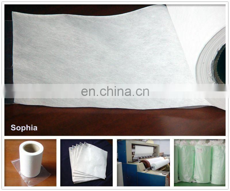 100% PP Melt Blown N95 Nonwoven Fabric for Mask