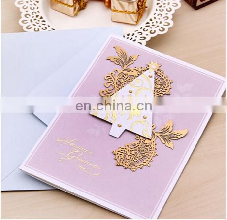 pop up holiday greeting cards, paper craft handmade greeting card