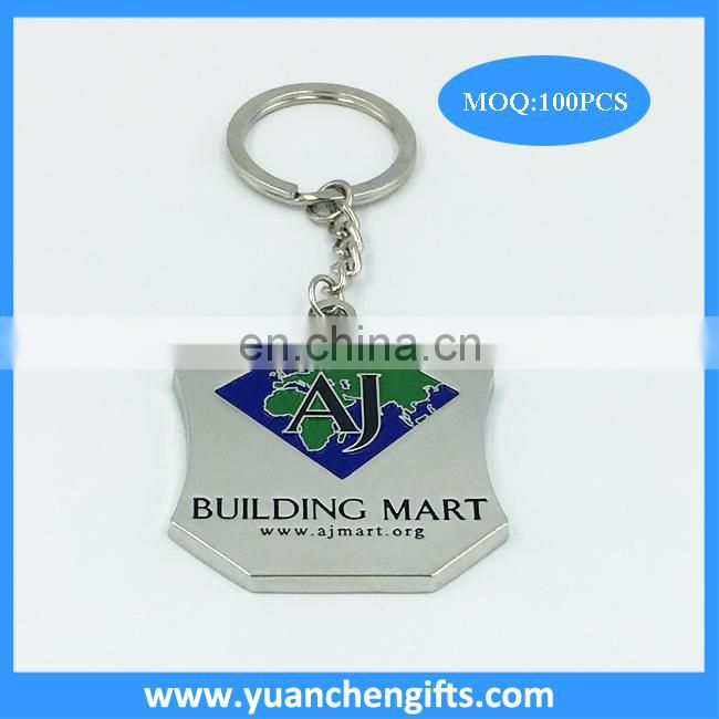Good Quality Customized Round Metal Key chain Tag /Dog Tags