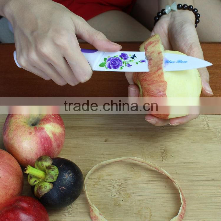 2014 new design stainless steel kitchen knife set