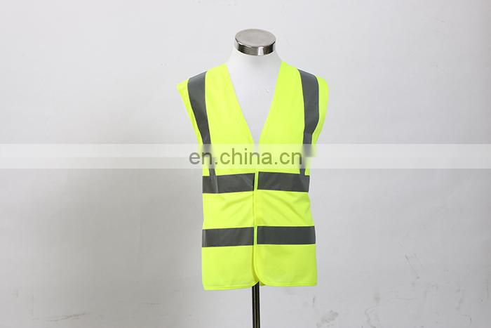 Wholesales EN ISO 20471 High Visibility Vest Construction safety vest