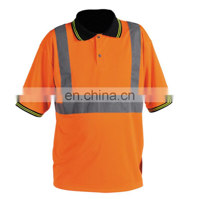 EN471 safety t-shirt