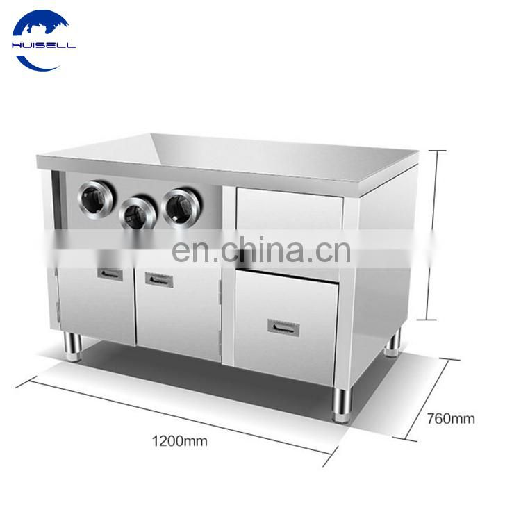 Hot sale: Beautiful design center island for kitchen equipment Image
