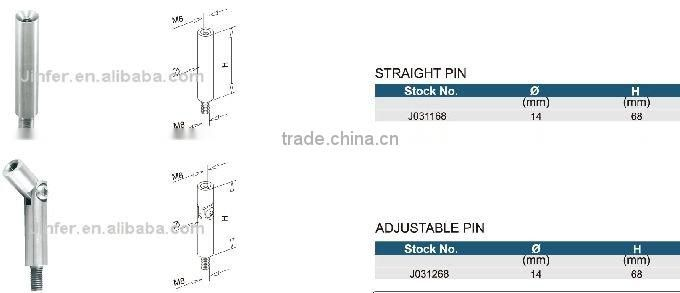 SS/Stainless steel Straight Pin