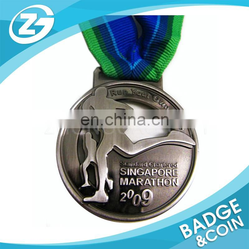 Cheap Running Old Sports Cup First Place Medals