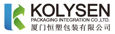 Kolysen Packagigng Integration Co.,Ltd
