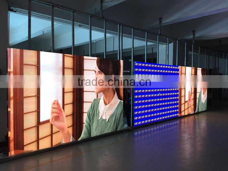 Die casting aluminum cabinet indoor /Outdoor rental led display screen p3,p4,p5,p6smd led video wall panel for indoor use