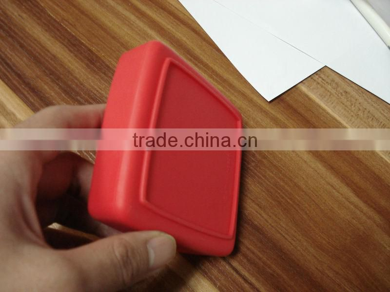 eco-friendly ball shape silicone ashtray