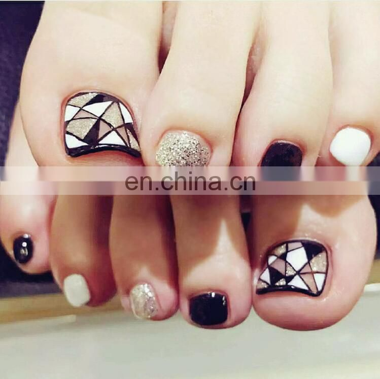artificail toe nail tips
