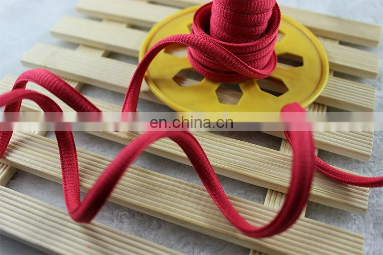 high quality 5mm stretch nylon spandex cord