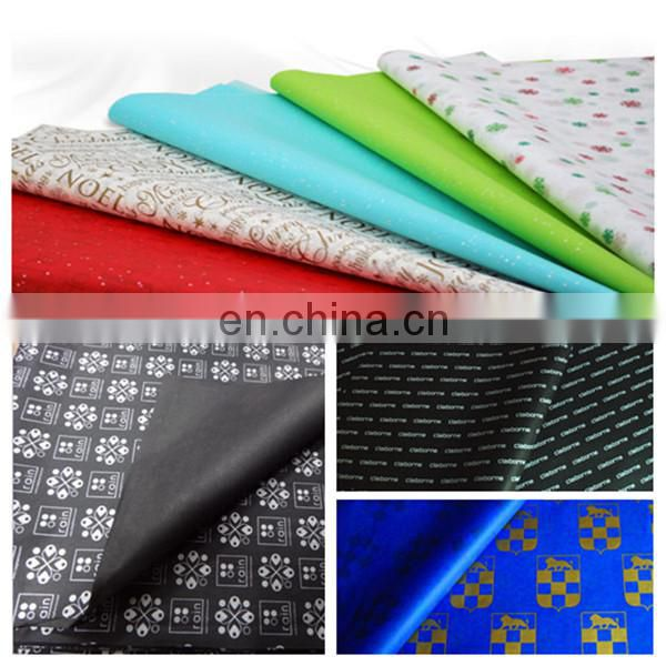 2015 Logo Printed Top Sale Fancy Tissue Paper