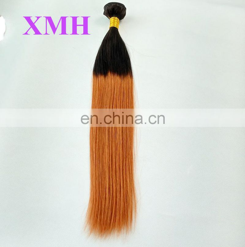 wholesale brazilian hair weave,ombre hair extension,sew in human hair weave ombre hair