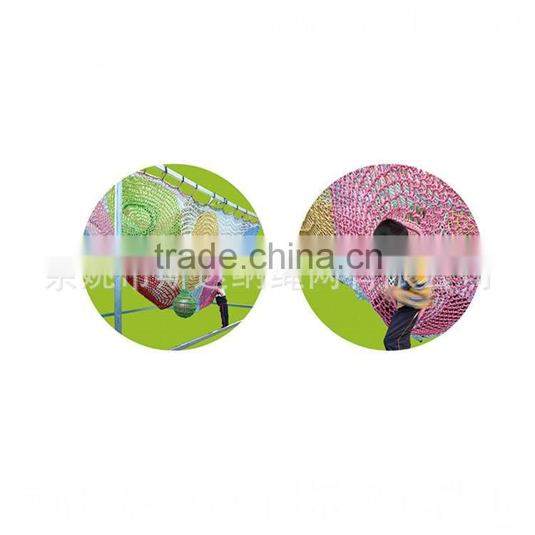 hot-sale high quality children Expand the hoisting net cage-blue air