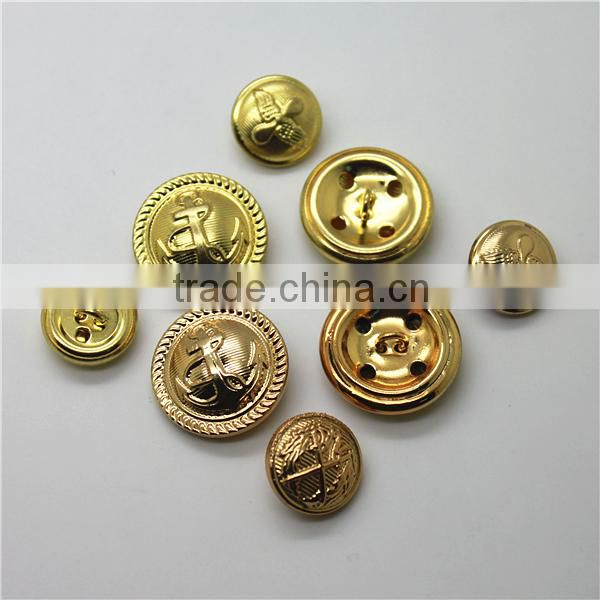 Custom Metal Buttons Made In China