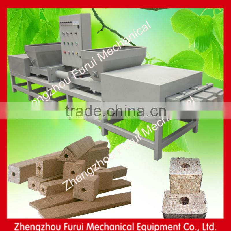 Wood Pallet Feet Pressing Machine/Recycling Wood Waste